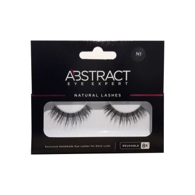 Abstract Eyelash NL N01 Zinnia / 1 Pcs