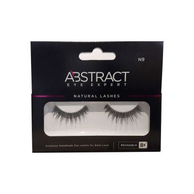 Abstract Eyelash NL N09 Malva  / 1 Pcs