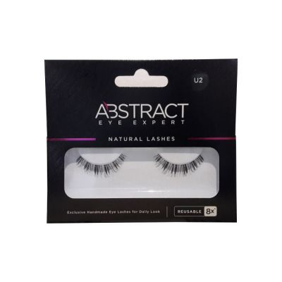 Abstract Eyelash U U02 Peony / 1 Pcs