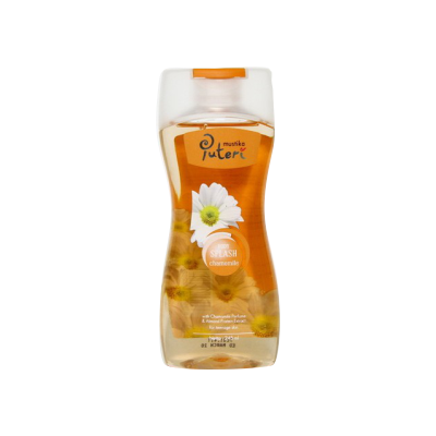 MR Puteri Body Splash Cologne Chamomile 135ml / 1 Pcs
