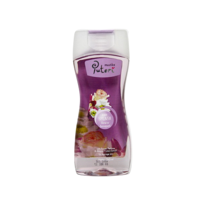 MR Puteri Body Splash Cologne Flower Bouquet 135ml / 1 Pcs