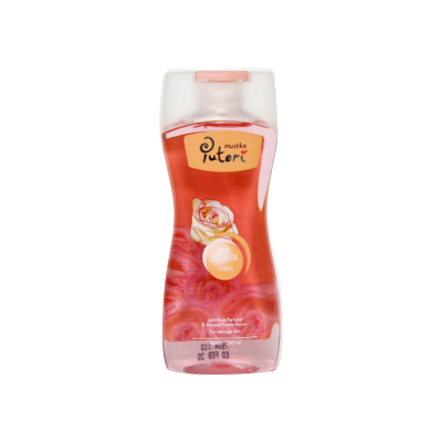MR Puteri Body Splash Cologne Rose 135ml / 1 Pcs
