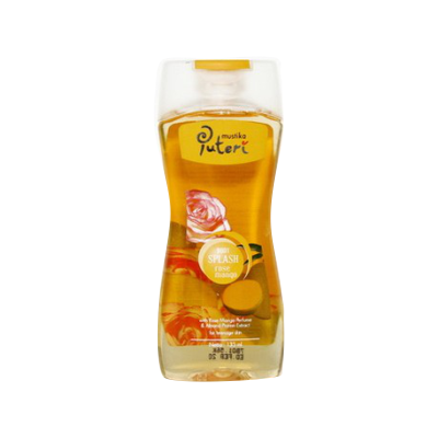 MR Puteri Body Splash Cologne 135ml Rose Mango / 1 Pcs