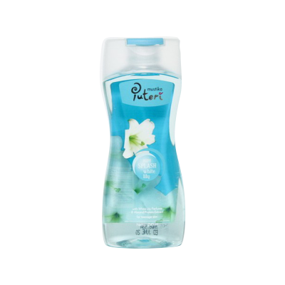 MR Puteri Body Splash Cologne White Lily 135ml / 1 Pcs