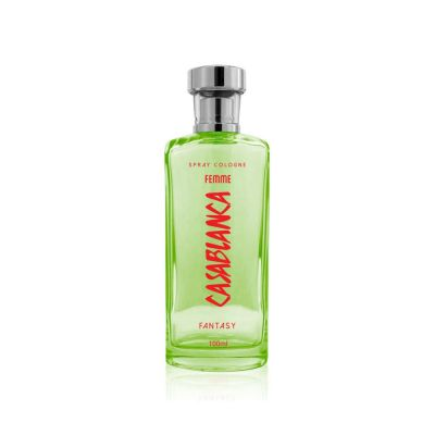 Casablanca Spray Cologne GLASS Femme 100mL Green FANTASY