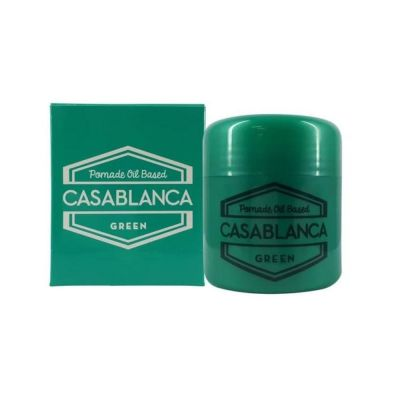 Casablanca Oil-Based Pomade 50Gr GREEN