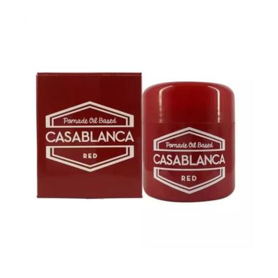 Casablanca Oil-Based Pomade 50Gr RED
