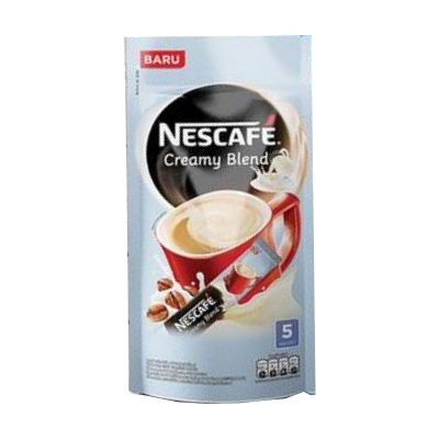 Nescafe Creamy Blend SUPP 40(5x22gr) / 1 Pack = 5 Pcs