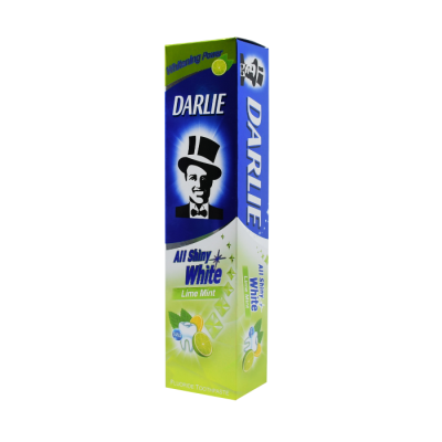 Darlie All Shiny White Lime Mint 140gr / 1 Pcs
