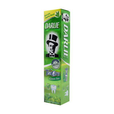 Darlie All Shiny White GREEN TEA 160Gr / 1 Pcs