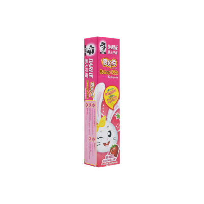 Darlie Kids Toothpaste Strawberry 40gr / 1 Pcs