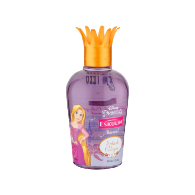 Eskulin Kids Splash Cologne Rapunzel 60ml / 1 Pcs