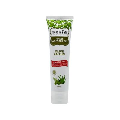 Mustika Ratu HAND GEL Zaitun 60mL Tube / 1 Pcs
