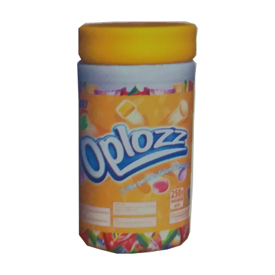 Kino Candy Oplozz (Toples) 250Gr / 1 Pcs