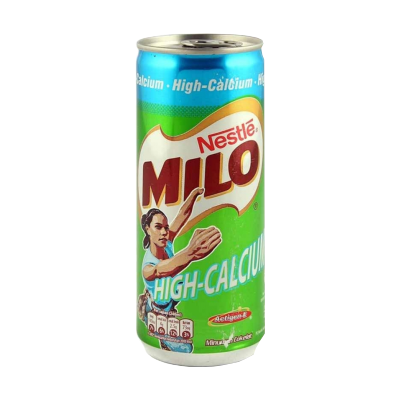 Milo Activ-Go RTD HiCal Can 240ml / 3 Pcs