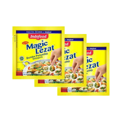 Nestle Maggi Magic Lezat RASA AYAM (12x7gr) / 1 Rcg = 12 Pcs