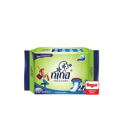 Bagus Nina Night Wing 27cm 10s W-21213 / 3 Pcs