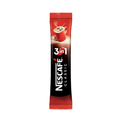 Nescafe 3in1 Rich & Strong Sich 2(100x19gr) / 1  Pack = 100 Pcs