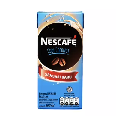 Nescafe Cool Coconut UHT 200ml / 1 Pcs
