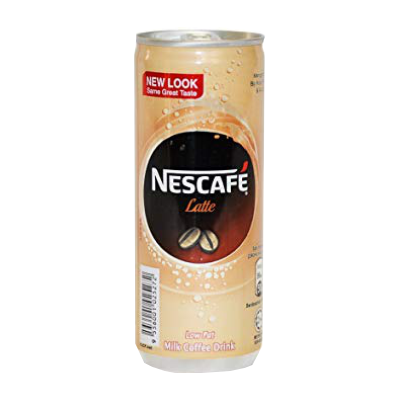 Nescafe Latte Can 240ml / 1 Pcs