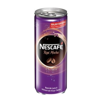 Nescafe Mocha Can 240ml / 1 Pcs