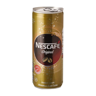 Nescafe Original Can 240ml / 1 Pcs