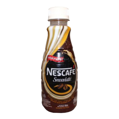 Nescafe RTD Smoovlatte 190 ml / 1 Pcs