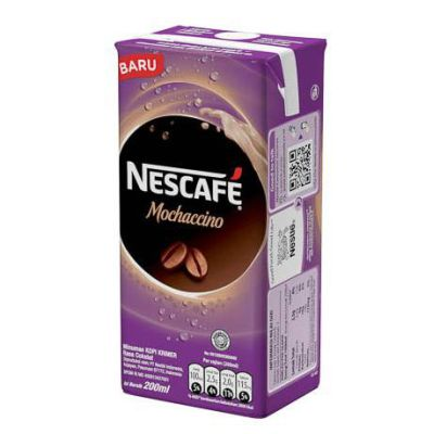 Nescafe UHT Mochaccino 200ml / 1 Pcs