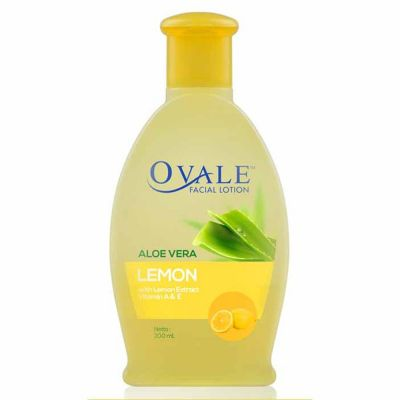 Ovale Facial Lotion Lemon 200ml / 1 Pcs