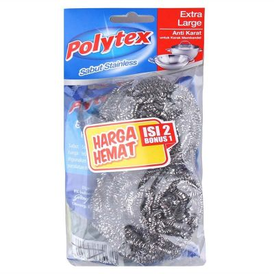 Polytex Stainless Steel 20gr / 12 Pcs