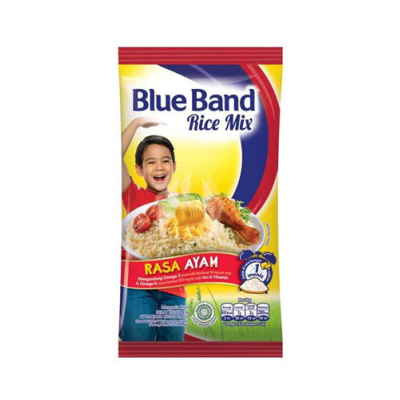 Blue Band Rice Mix Chicken 45gr / 1 Renceng = 12 Pcs