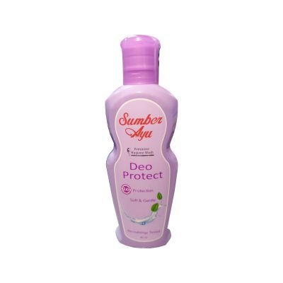Sumber Ayu FHW Deo Protect 80ml Soft & Gentle / 1 Pcs