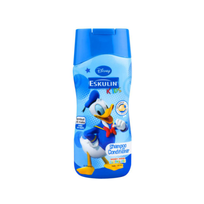Eskulin Kids Shampoo Donald Blue 100ml / 1 Pcs