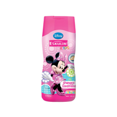 Eskulin Kids Shampoo Minnie Pink 100ml / 1 Pcs