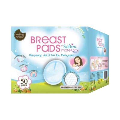 Softex Maternity Breast Pads isi 50s / 1 Pcs