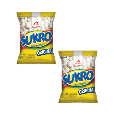 Sukro Original 28gr / 1 Pack = 10 Pcs