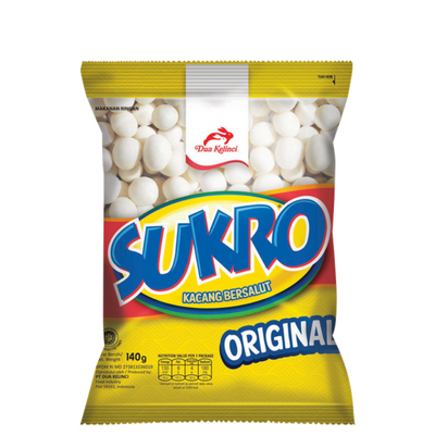 Sukro Original 140gr / 2 Pcs