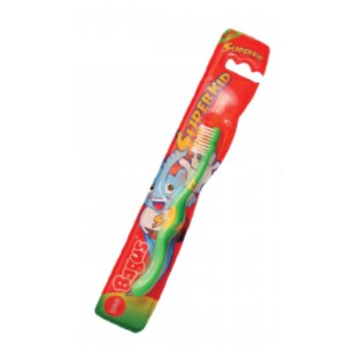 Bagus Toothbrush Super Kid W-91122 / 1 Pcs