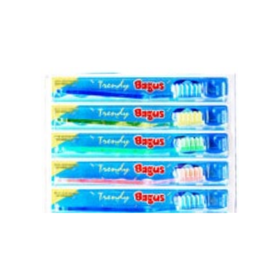 Bagus Toothbrush Trendy (Renceng) W-91106 / 1 Pcs