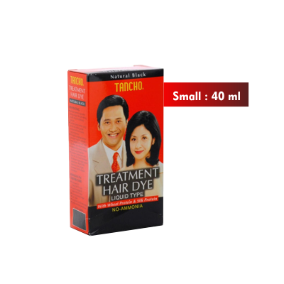 Tancho Treatment Hair Dye Black Small 40ml / 1 Pcs