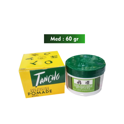 Tancho Pomade Medium 60gr / 1 Pcs
