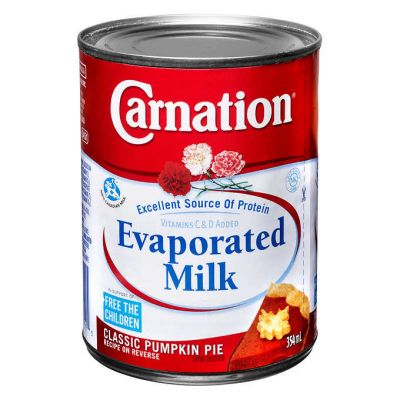 CARNATION Evaporated 405gr / 1 Ctn = 48 Pcs