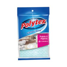 Polytex Kitchen Towel / 3 Pcs